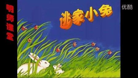 精彩绘本故事——逃家小兔