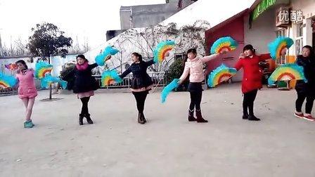 幼儿教师舞蹈《青花瓷扇子舞》
