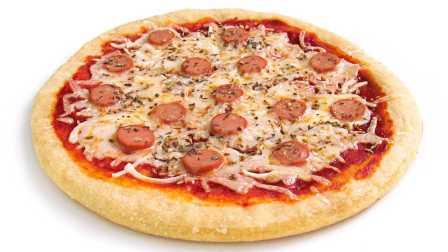 【Mery西厨西点】不用烤箱的自制家庭香浓披萨 @柚子木字幕组