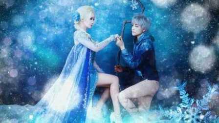 冰雪奇缘 艾莎救杰克 美人鱼芭比公主 索菲亚公主动画片中文版