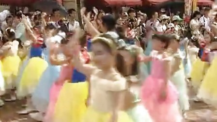 (第二季)2009迪士尼小公主梦幻加冕典礼4