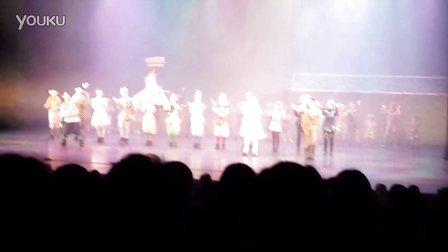 城市当代舞蹈团《西游记》开心谢幕