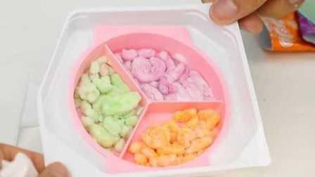 日本食玩 手工制作 压压糖 葡萄 橘子 哈密瓜 软糖