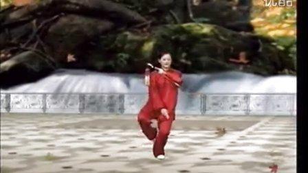 10  吴阿敏杨氏42式太极剑整套演练