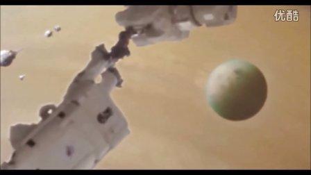 俄罗斯登录土卫六美国1973年登陆火星 视频曝光外星人视频
