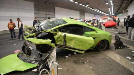 国外车祸视频合集 #24 行车记录仪车祸画面 交通事故视频合集 车祸现场视频