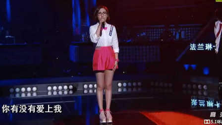 姚希《青春修炼手册》《中国新歌声》160902