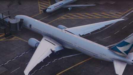 《GTA5》飞机mod #22波音777-300er【我回来啦!!!】