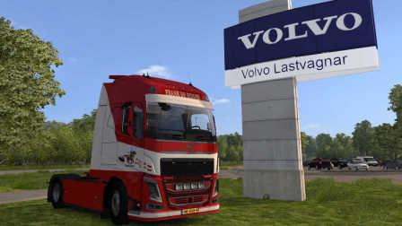 欧卡2-Volvo Frank De Riddet CCT