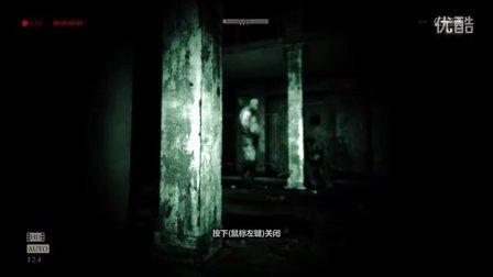 小银龙基情解说【逃生】最恐怖丧尸逃生游戏第二期,死亡监狱!