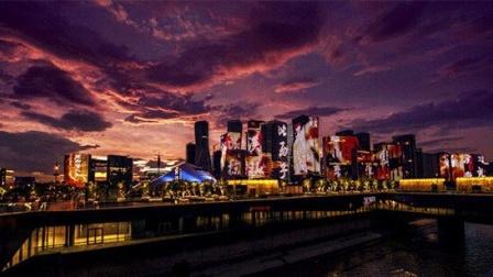AE教程/C4D教程未来城市场景案例