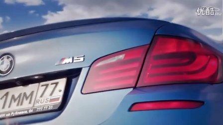 Davidich在此试驾-BMW M5 F10