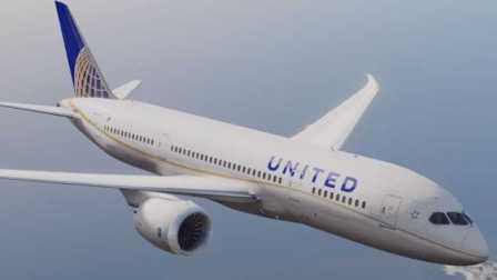 《GTA5》飞机mod #23波音 787-8 梦幻飞机【你有见过不用起落架起飞的飞机吗】