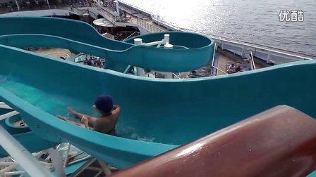 2016-08-19_嘉年华邮轮水滑梯