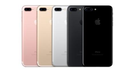 细数iPhone 7/7 Plus技术参数!9月9日下午天猫预定