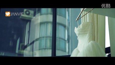 杰威视觉(JANVIE VISION)运达喜来登大酒店「ZHOU&LIU」婚礼MV