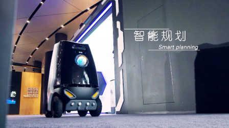 快递也玩高科技【菜鸟首款智能配送机器人小G】