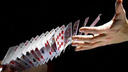 小饭魔术教学:心灵找牌04