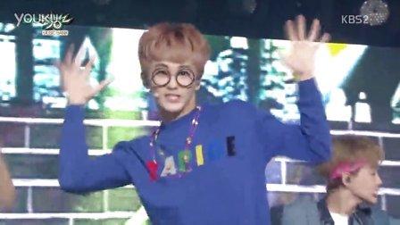 【Sxin隋鑫】[超清现场]160909 NCT DREAM - Chewing Gum KBS 音乐银行 Music Bank