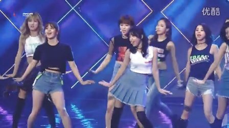 【JYP NATION】TWICE&GOT7《Just Right》LIVE现场版【饭拍FANCAM】