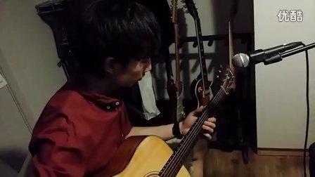 【黑鸟】吉他弹唱 、词、曲、编曲:都鹏