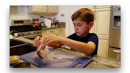 BABYSTEP | 让孩子融入厨房