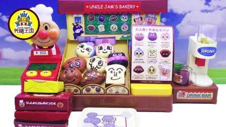新玩具驾到 2016 面包超人便利店蛋糕坊 面包超人便利店蛋糕坊