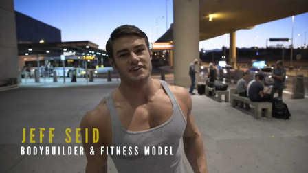 Jeff Seid - 奥林匹亚之路│在拉斯维加斯的第一天