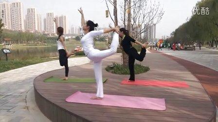 最新舞韵瑜伽《因为爱情》