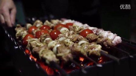 舌尖上的乌克兰-岳父的烤肉