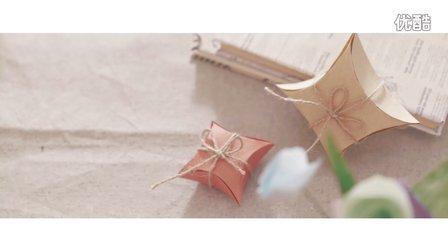 《東西》【创意折纸】— 收纳盒(四)