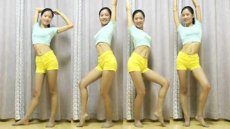 新生代广场舞 小眼睛的姑娘(健身舞)编舞香香