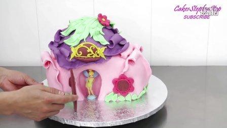 小叮当生日蛋糕屋 卡通蛋糕制作