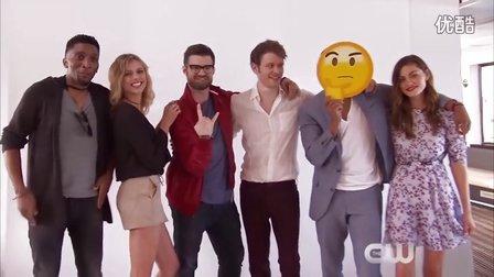 【Commedia】CW《初代吸血鬼》第四季主演写真拍摄花絮