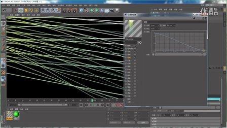 C4D R16速成基础视频教程 97 图形动画 12 追踪对象