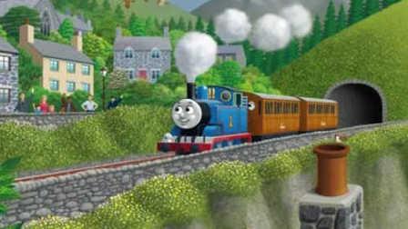 宝利亲子游戏 第一季 托马斯和他的朋友们维修小火车 托马斯和维修小火车