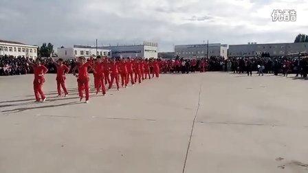 八里罕镇文化节杨树林子村获广场舞比赛第二名2016、9、18。