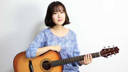 贝加尔湖畔 - 李健 - Nancy吉他弹唱教学