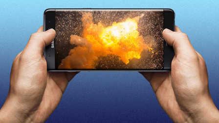 「科技三分钟」三星Note7国内首次爆炸 iPhone 7 Plus被曝听筒杂音 160918