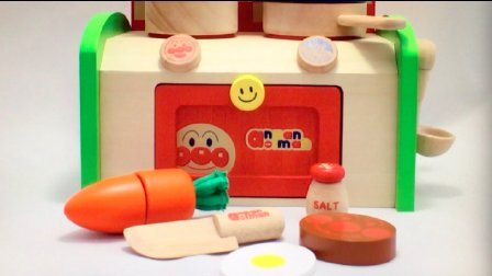面包超人    面包厨房玩具介绍