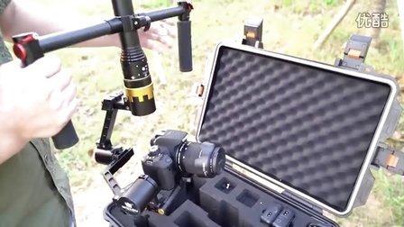 威尔帝三轴陀螺仪手持稳定器龙影