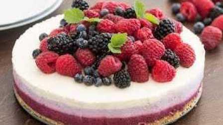 如何制作果浆奶酪蛋糕