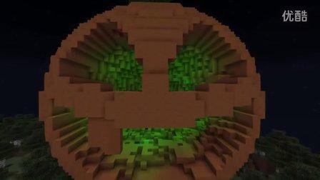 《我的世界MC 》与植物大战僵尸 数码宝贝 剧情版9