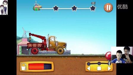 汽车设计师和探险家第2期★卡车和工程车★小汽车玩具游戏