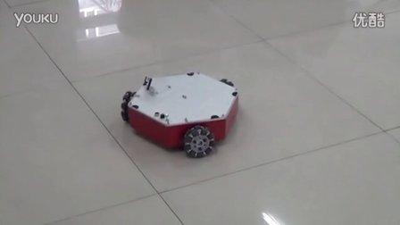 指南针Q1 充电自动化 二次开发 机器人比赛 智能遥控电动 麦克纳姆轮车 机器人平台