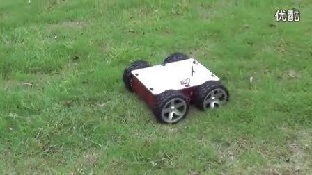 指南针C2 独立悬挂二次开发 机器人比赛智能遥控电动麦克纳姆轮车全方位移动机器人平台
