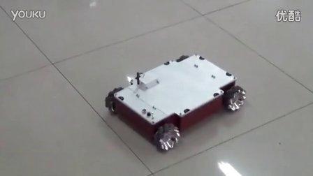 激光导引 二次开发 机器人比赛 智能遥控电动 麦克纳姆轮车 全方位轮车 指南针系列