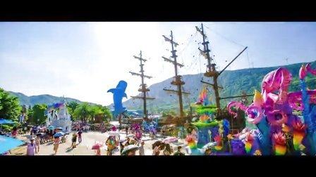 这里是横琴位于中国东南角的大美海岛