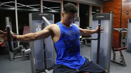 好身材才是正道理,8个超强胸部训练跟着做~