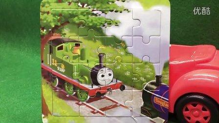 托马斯小火车益智拼图游戏亲子早教